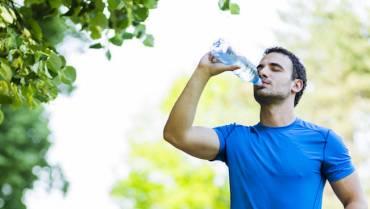 Hidratacija in potreba po elektrolitih pri aktivnosti