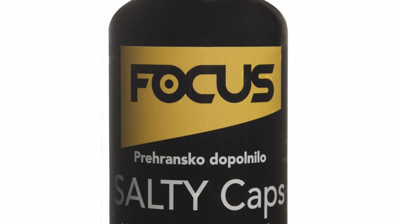 SALTY Caps Elektroliti 60 Kaps.