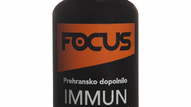 FOCUS IMMUN 60 kaps.