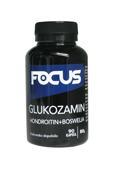FOCUS Glucosamine 90 kaps.