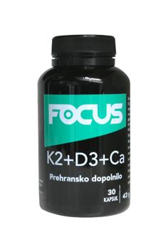 FOCUS K2D3CA 30 KAPS.